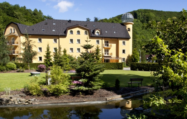 Hotel Hrubá Voda