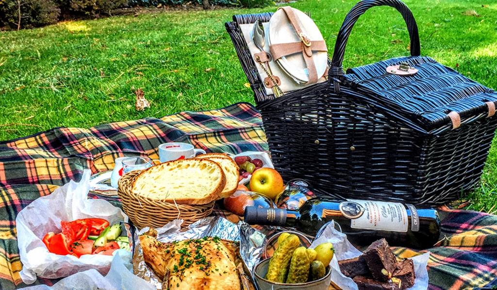 Piknikový zážitek